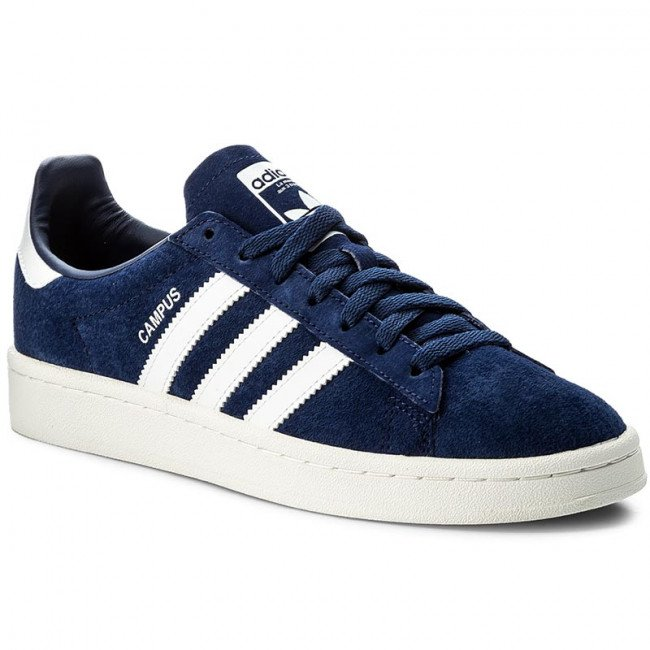 Topánky adidas - Campus BZ0086 Dkblue/Ftwwht/Cwhite