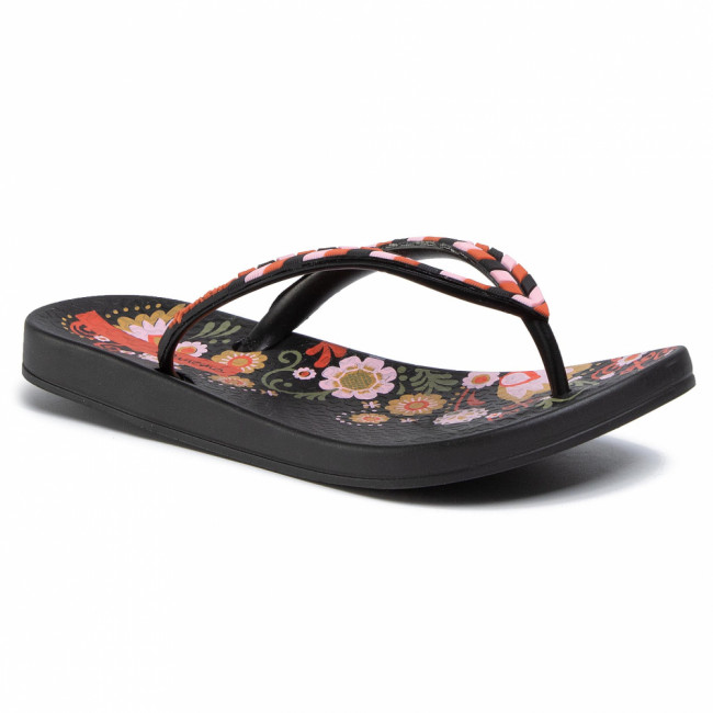 Žabky IPANEMA - Anat Lovely X Fem 82769 Black/Red 20542