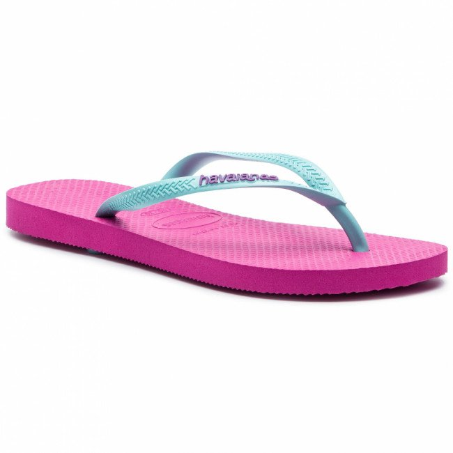 Žabky HAVAIANAS - Sl Logo Pop-Up 41197872397 Hollywood Rose