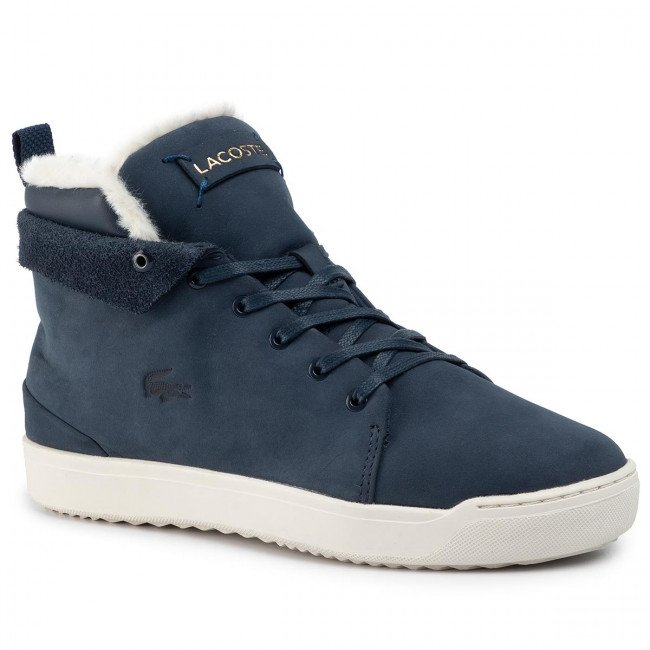 Sneakersy LACOSTE - Explorateur Thermo 4191Cfa 7-38CFA0004J18  Nvy/Off Wht