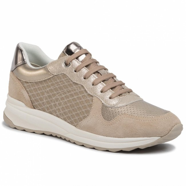 Sneakersy GEOX - A Airell A D022SA 0GN22 C6738 Lt Taupe