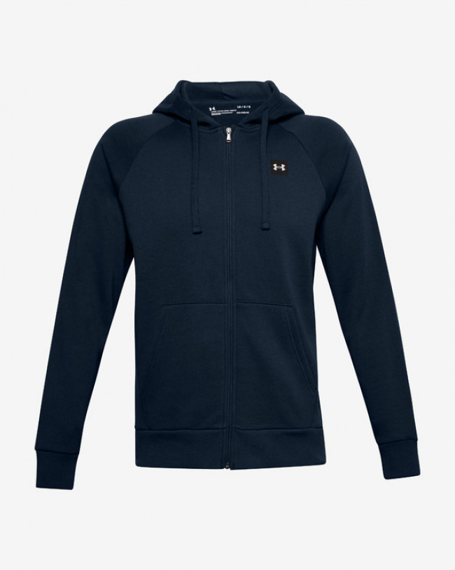 Under Armour Rival Fleece Mikina Modrá