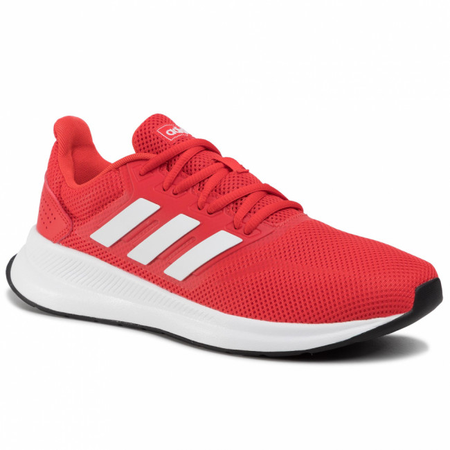 Topánky adidas - Runfalcon F36202 Actred/Ftwwht/Cblack