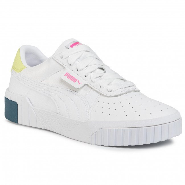 Sneakersy PUMA - Cali Wn's 369155 21 Puma White/Luminous Pink