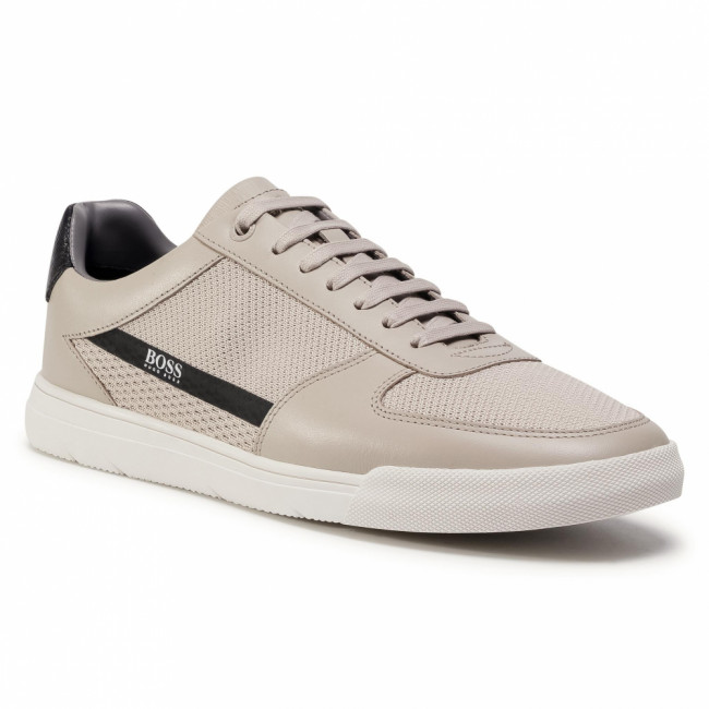 Sneakersy BOSS - Cosmopool 50432768 10227341 01 Light Beige 270