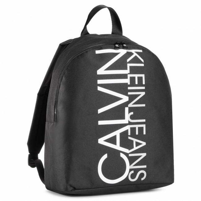 Ruksak CALVIN KLEIN JEANS - Institutional Logo Backpack IU0IU00137 BEH