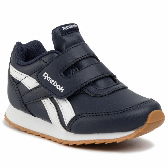 Topánky Reebok - Royal CLJOG 2 Kc Infants DV9463  Collegiate/Navy/White