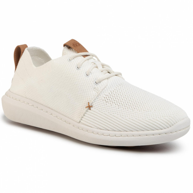 Sneakersy CLARKS - Step Urban Mix 261402617  White
