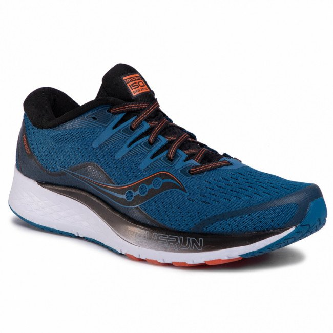 Topánky SAUCONY - Ride Iso 2 S20514-25 Blu/Blk