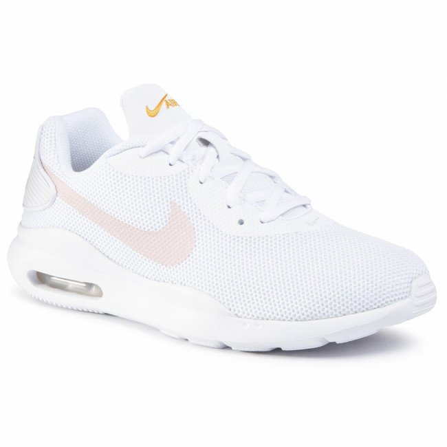 Topánky NIKE - Air Max Oketo CD5448 100 White/Barely Rose/Pollen Rise