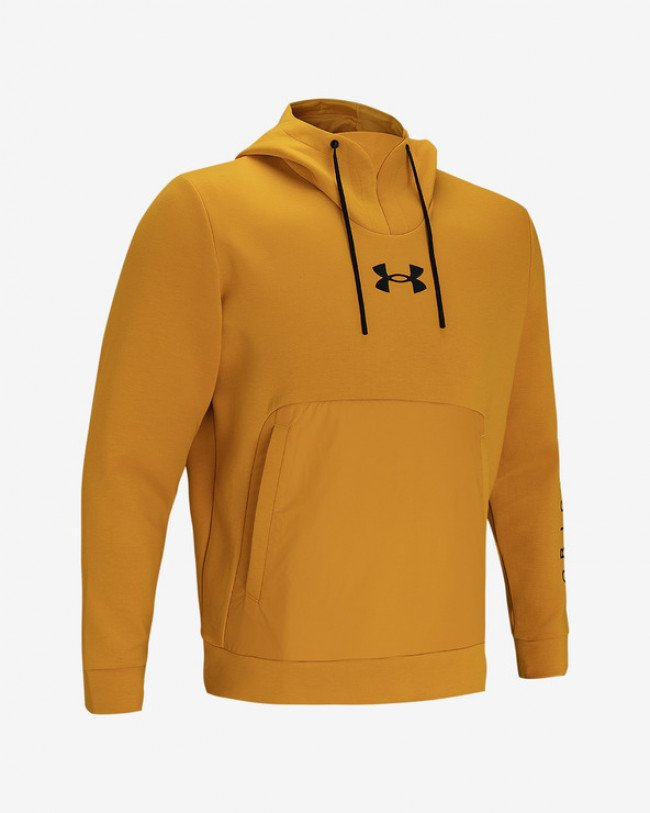 Under Armour Apollo Sportstyle Mikina Žltá