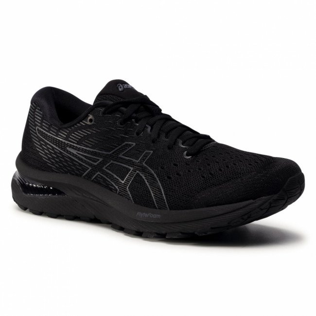 Topánky ASICS - Gel-Cumulus 22 1011A862 Black/Carrier Grey 002