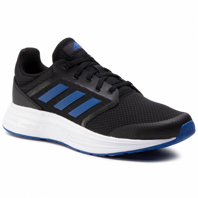 Topánky adidas - Galaxy 5 FW5706  Core Black/Team Royal Blue