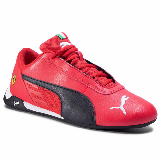 Sneakersy PUMA - Ferrari Race R-Cat Jr 306546 01 Rosso Corsa/Puma Black