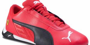 Sneakersy PUMA - Ferrari Race R-Cat Jr 306546 01