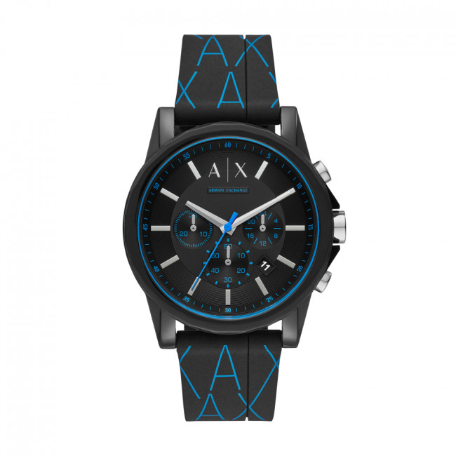 Hodinky ARMANI EXCHANGE - Outerbanks AX1342 Black/Black
