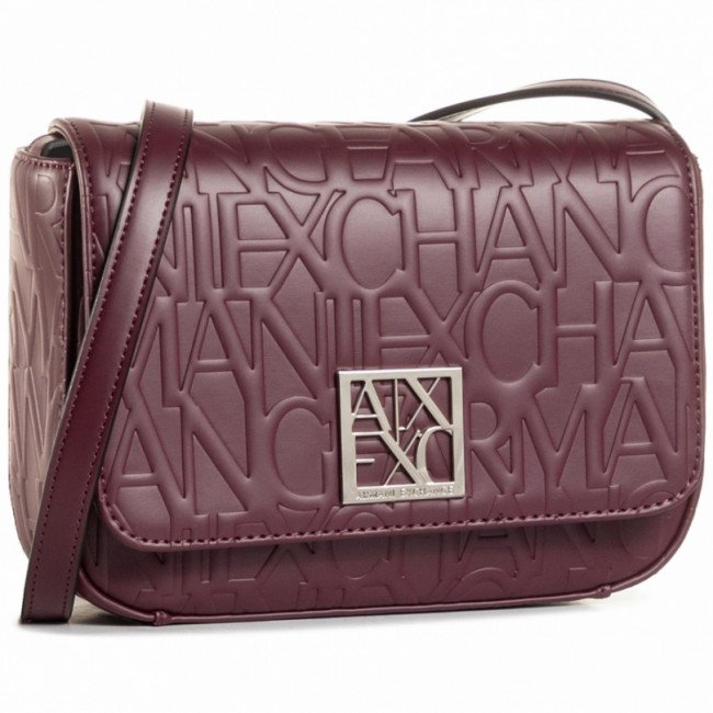 Kabelka ARMANI EXCHANGE - 942648 CC793 11176 Bordeaux
