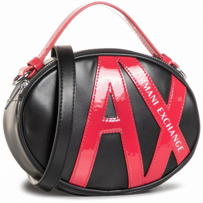 Kabelka ARMANI EXCHANGE - 942656 0A871 00522 Nero/Rosso