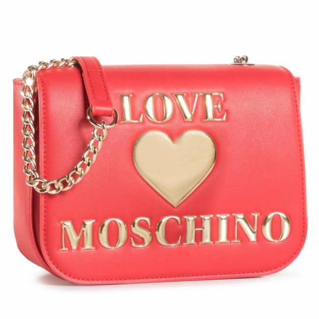 Kabelka LOVE MOSCHINO - JC4032PP1BLE0500  Rosso