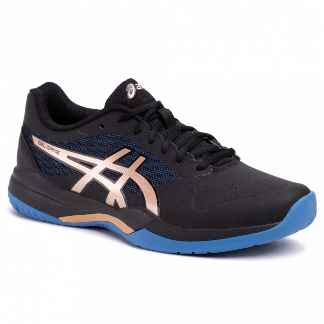 Topánky ASICS - Gel-Game 7 1041A042  Black/Champagne 012