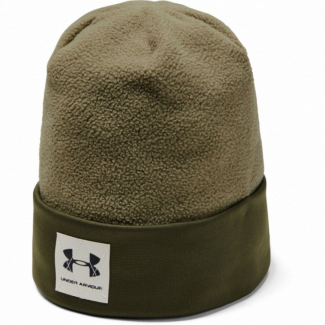 Čiapka Under Armour Boy\'S Unstoppable Fleece Beanie-Grn