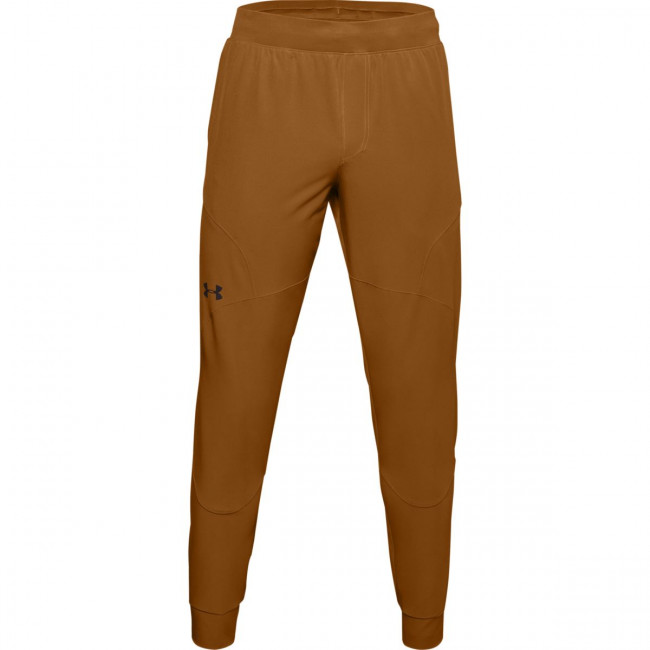 Tepláky Under Armour UA UNSTOPPABLE JOGGERS-YLW