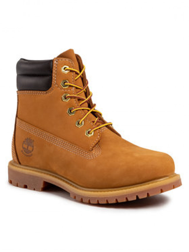 Timberland Outdoorová obuv Waterville 6 In Waterproof Boot TB042687231 Hnedá