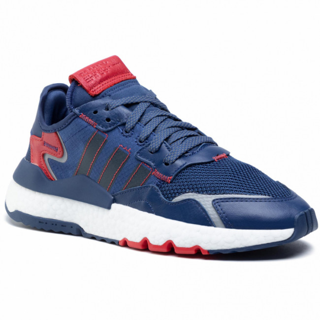 Topánky adidas - Nite Jogger FW2052  Tecind/Conavy/Scarle