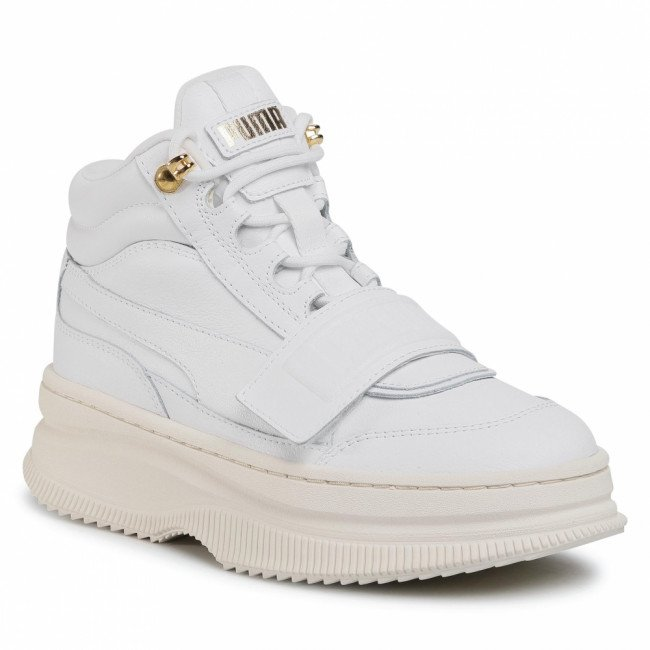 Sneakersy PUMA - Deva Boot Wn's 374099 01 Puma White/Marshallow