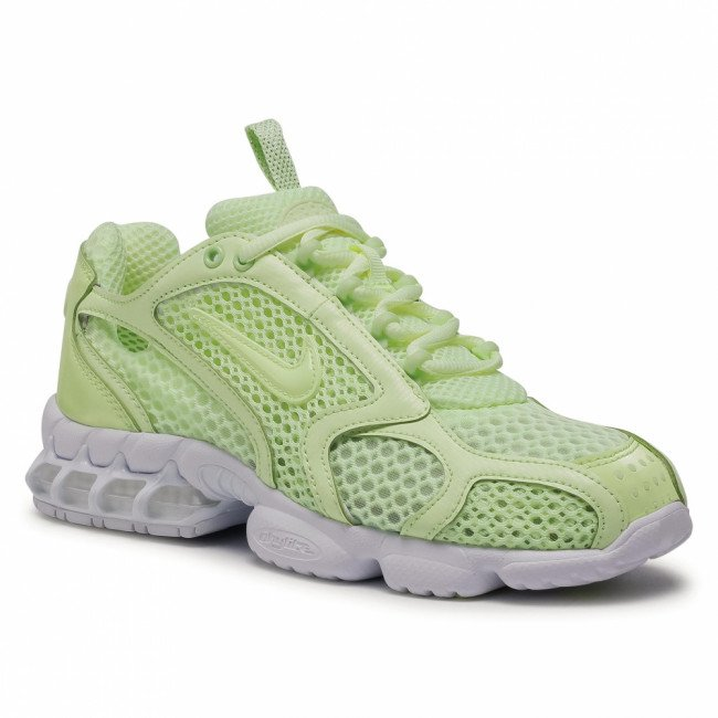 Topánky NIKE - Air Zoom Spiridon Cage 2 CJ1288 700 Barely Volt/Barely Volt/White
