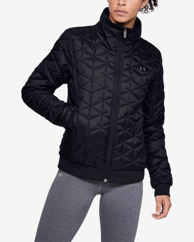 Under Armour ColdGear® Reactor Performance Bunda Čierna