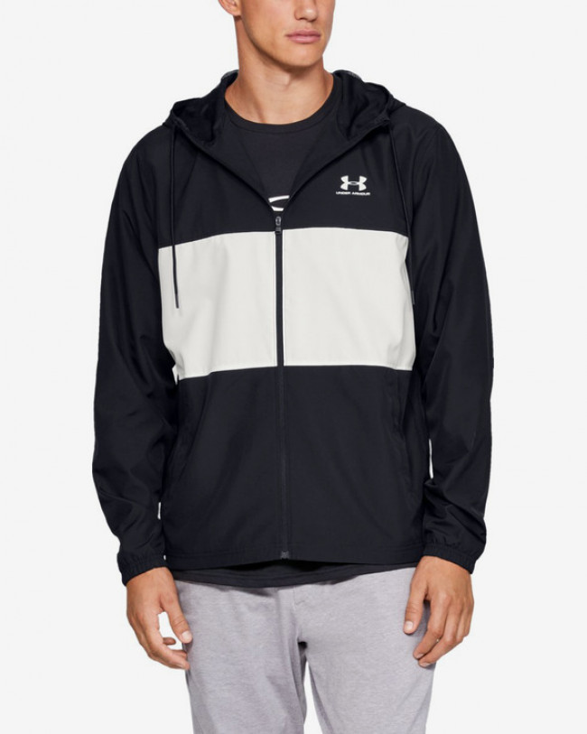 Under Armour Armour Sportstyle Wind Bunda Čierna