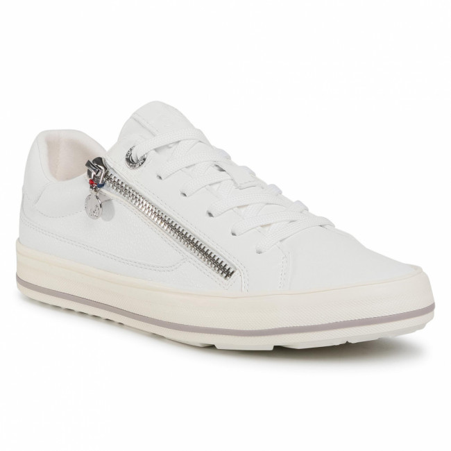 Sneakersy S.OLIVER - 5-23615-25 White Comb. 110