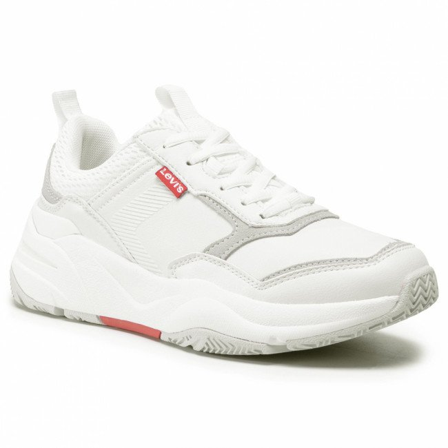 Sneakersy LEVI'S® - West 232031-795-51 Regular White