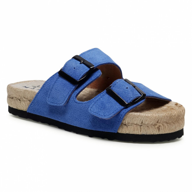Espadrilky MANEBI - Nordic Sandals M 3.5 R0  Electric Blue