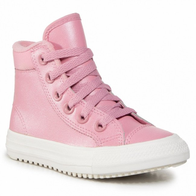 Sneakersy CONVERSE - Ctas Pc Boot Hi 668766C  Lotus Pink/Cactus Flower/White