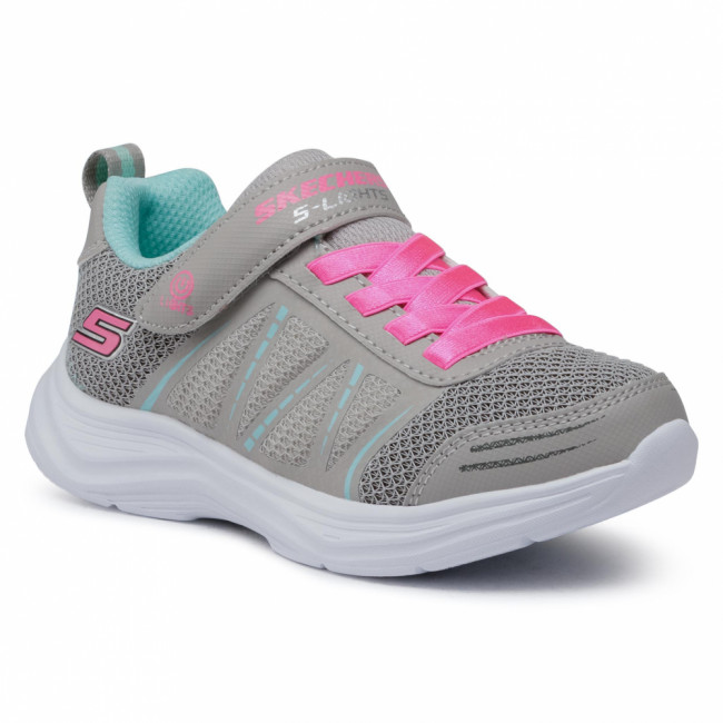 Sneakersy SKECHERS - Shimmy Brights 302302L/GRY Gray