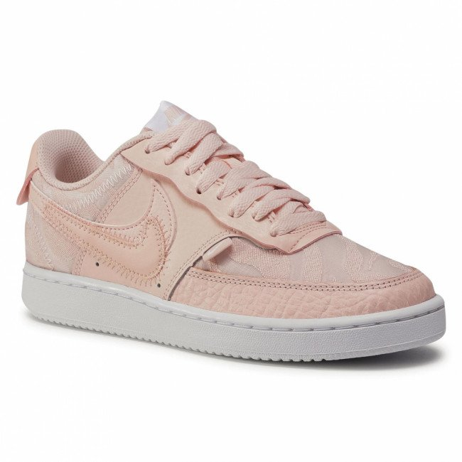 Topánky NIKE -  Court Vision Lo Prm CI7599 600 Washed Coral/Washed Coral