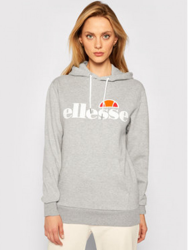 Ellesse Mikina Picton Oh SGC07461 Sivá Regular Fit