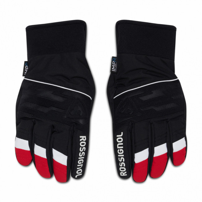 Lyžiarske rukavice ROSSIGNOL - Speed Impr RLJMG02 Sports Red 301