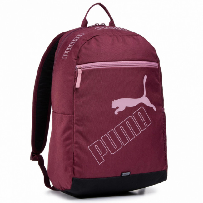 Ruksak PUMA - Phase Backpack II 077295 01 Burgundy
