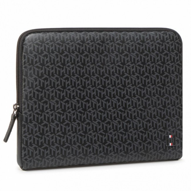 Púzdro na iPod TOMMY HILFIGER - Th Monogram Tablet Sleeve AM0AM06724 0GJ