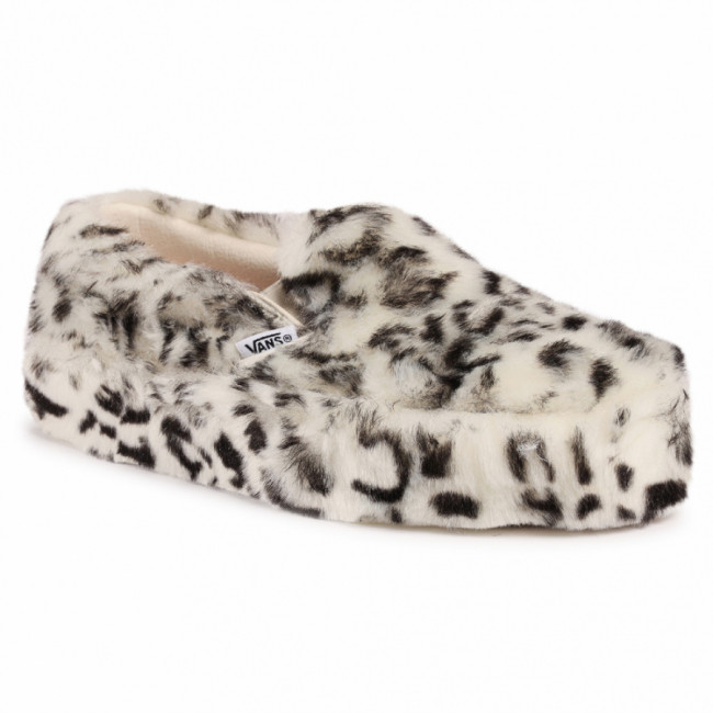 Tenisky VANS - Classic Slip-On P VN0A3JEZWVZ1 (Sandy Liang) Paws/Tr Wht