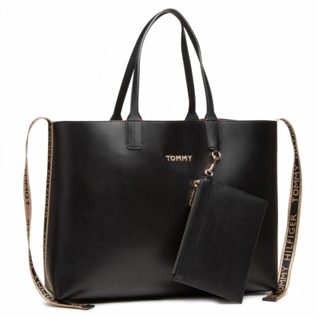 Kabelka TOMMY HILFIGER - Iconic Tommy Tote AW0AW08815 0GJ