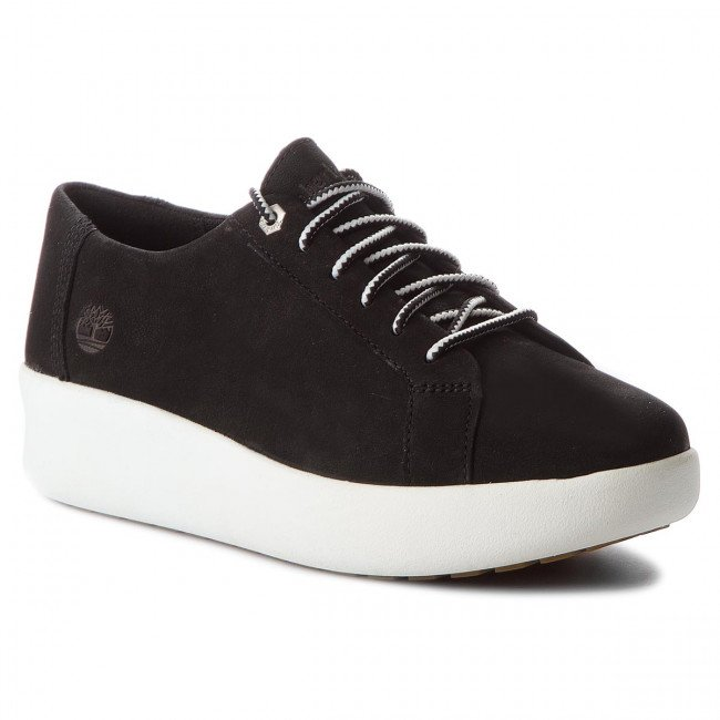 Sneakersy TIMBERLAND - Berlin Park Oxford A1ST6 Black