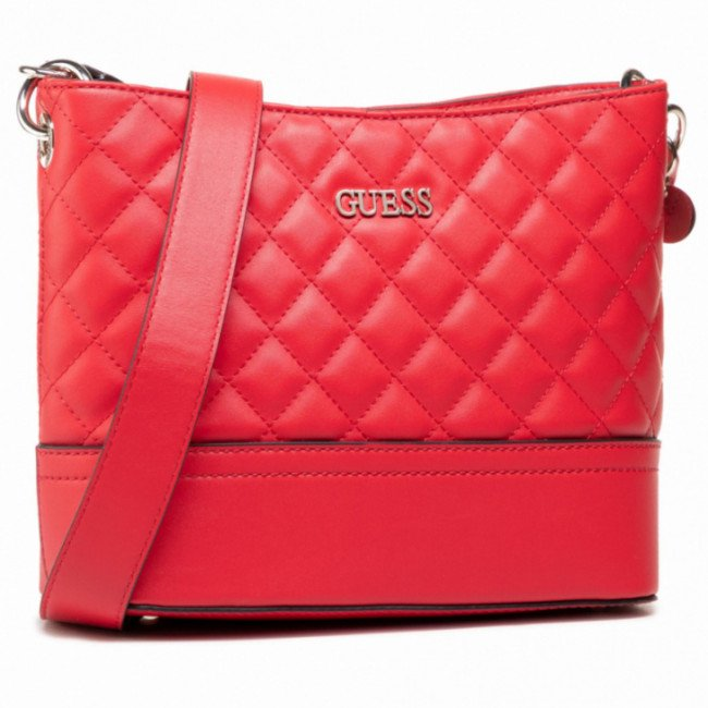 Kabelka GUESS - Illy (Vg) HWVG79 70010 RED