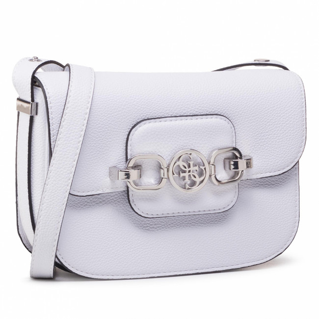 Kabelka GUESS - Hensely (VY)  Mini HWVY81 13780  WHITE