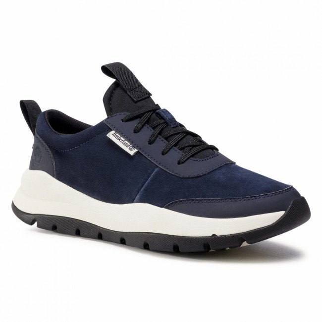 Sneakersy TIMBERLAND - Boroughs Project TB0A24RXL421  Dark Blue Suede