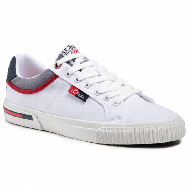 Sneakersy S.OLIVER - 5-13604-26 White 100