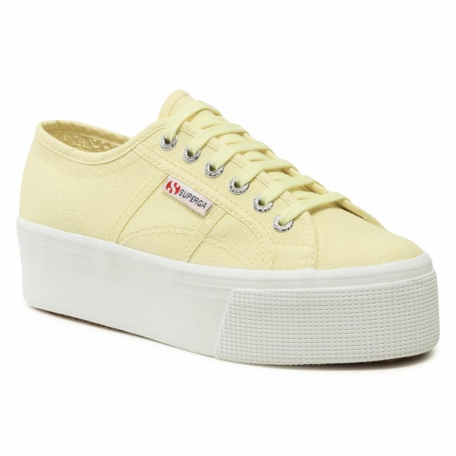 Tenisky SUPERGA - 2790 Cotw Linea Up And Down S9111LW Yellow Lt 064